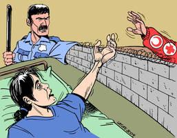 Free Guler Zere by Latuff2