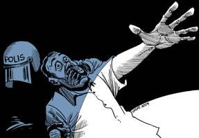 Disappearances in Turkey by Latuff2