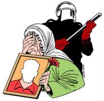 Turkey's Saturday Mothers by Latuff2