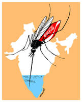Coca Cola in India by Latuff2