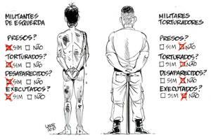 Punidos e impunes da Anistia by Latuff2