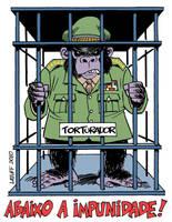 Abaixo a Impunidade by Latuff2