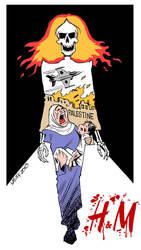 Boycotting HM 2 by Latuff2