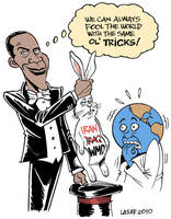 Fooling the world, again by Latuff2