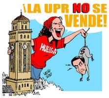 La UPR no se vende by Latuff2