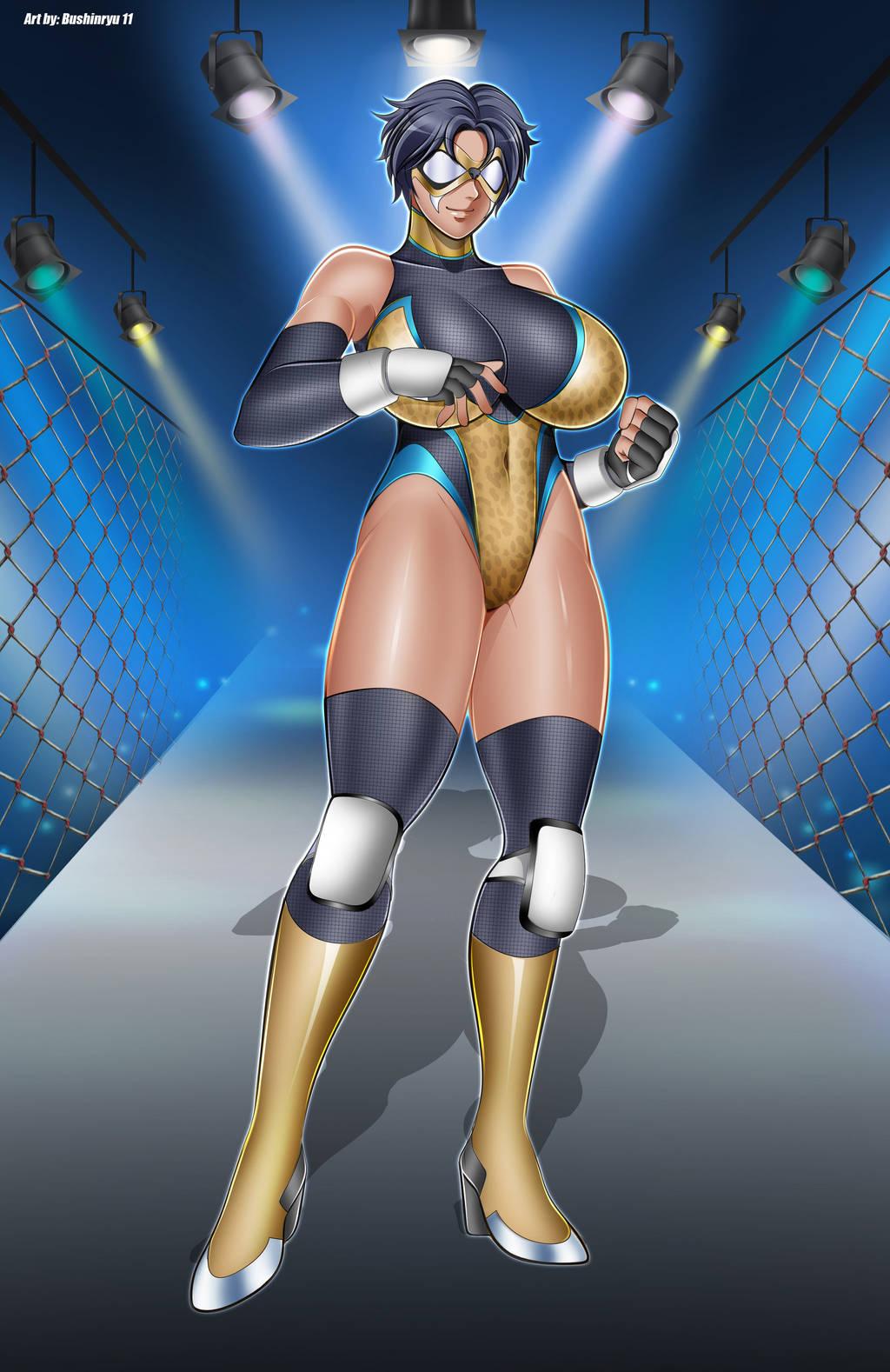 Tigress Kara Wrestler_fighter__golden_tiger_by_bushinryu11_dcuhmcg-fullview