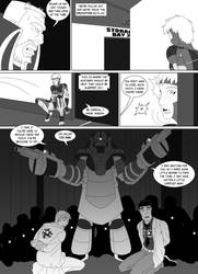 Feral Faith Chapter 1 - End by Atomic-Chinchilla