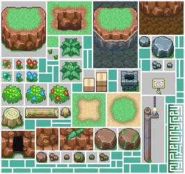 Public tiles: My Pixel Odyssey #3 by WilsonScarloxy