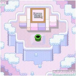 NIMBUS ARENA visual: My Pixel Odyssey #8 by WilsonScarloxy