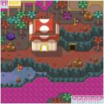 FORGOTTEN ISLE visual: My Pixel Odyssey #9 by WilsonScarloxy