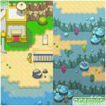 BUBBLAINE visual: My Pixel Odyssey #12 by WilsonScarloxy