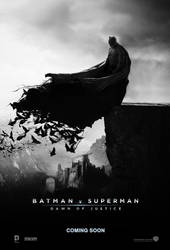 Batman V Superman Onesheet by Barney-01