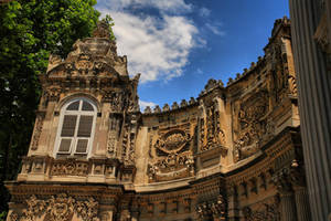 Dolmabahce Palace 2 by tiptopland