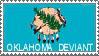 Okie Deviant Stamp by DanidaeSkye