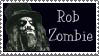 Rob Zombie Stamp by DanidaeSkye