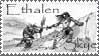 Ethalen Skye Stamp by DanidaeSkye