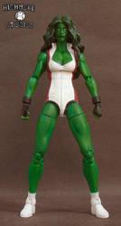 She-Hulk by Discogod