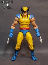 Wolverine by Discogod