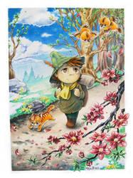Back to Moominvalley by StepiHukari