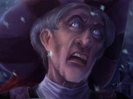 Frollo felt a twinge of fear by dotsweare