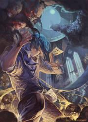 The summoner by AkiZero1510