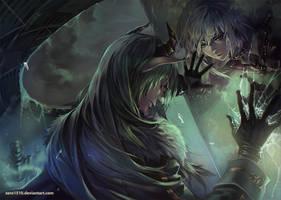 Farewell by AkiZero1510