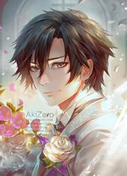 [Walking down the aisle] Jumin by AkiZero1510