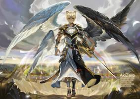 Avalon by AkiZero1510