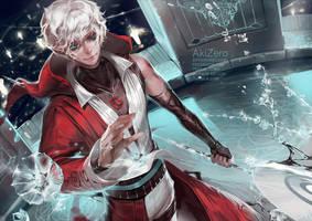 Jasper by AkiZero1510