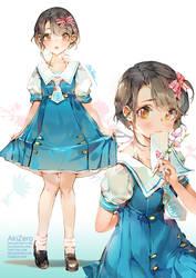 AZUKI by AkiZero1510