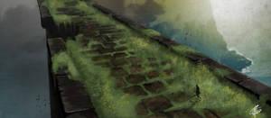 Perusei Bridge Concept by TheEnderling
