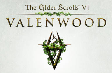 Elder Scrolls VI: Valenwood Logo by TheEnderling