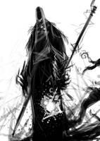 the Sorcerer by Reza-ilyasa