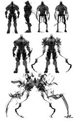 Arc Arachnid by Reza-ilyasa