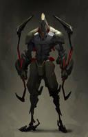 ICHIDO Ninja assassin by Reza-ilyasa