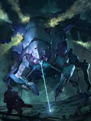 applibot - galaxy saga by Reza-ilyasa