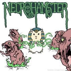 Necrohamster by GenghisKrahn