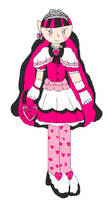 Ever After High Draculaura by jlj16