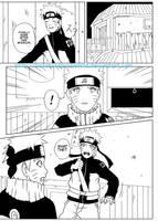 Naruto x2  Doujinshi Pg 1 by BotanofSpiritWorld