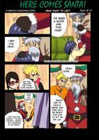 Naruto - Here Comes Santa! Pg.4 of 12 by BotanofSpiritWorld
