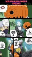 Boruto Halloween Special Pg.9 of 10 by BotanofSpiritWorld