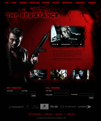 The Resistance Ver 2 by tinicat
