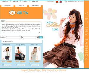 Viet Thy Fashion by tinicat