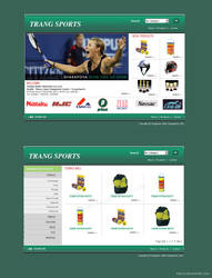 Trang Sport by tinicat