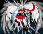 RWBY : Ruby The Silver-Eyed Warrior by Dimitri100