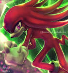 Knuckles | Speedpaint by Ranisa