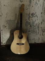 Guitar No2 by ghostdog276