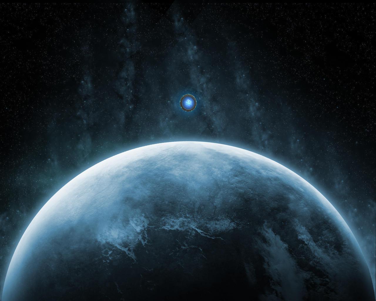 Stargate Creation by sirdar