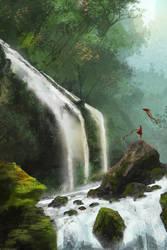 Journey - Woodsy Woods by TacoSauceNinja