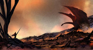 Dragon Lance by TacoSauceNinja